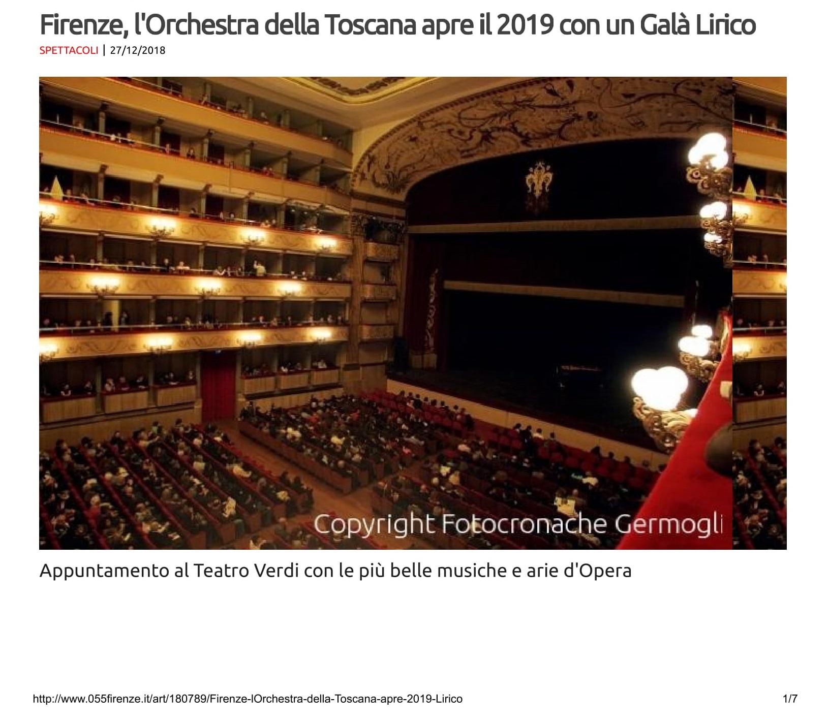 Firenze, l'Orchestra della Toscana apre il 2019 con un Galà Lirico - 055Firenze-1